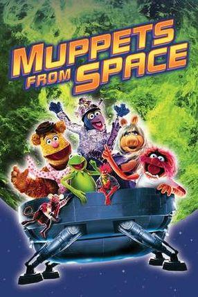Poster: Muppets aus dem All