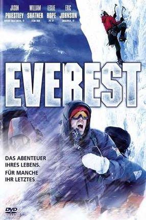 Poster: Everest - Wettlauf in den Tod