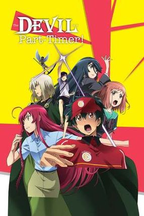 Poster: The Devil is a Part-Timer!