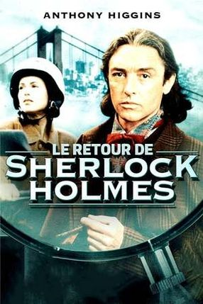 Poster: Die Rückkehr des Sherlock Holmes