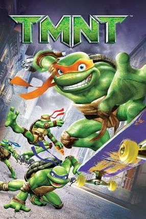 Poster: Teenage Mutant Ninja Turtles