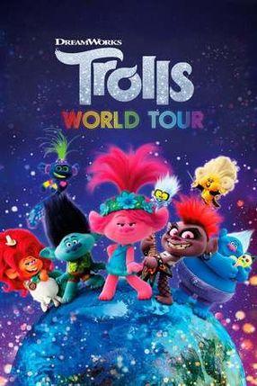 Poster: Trolls World Tour