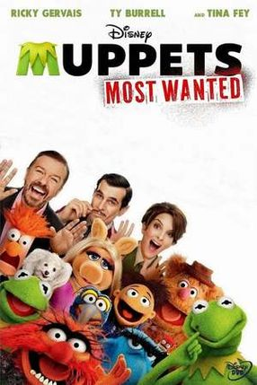 Poster: Muppets Most Wanted