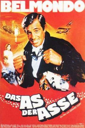 Poster: Das As der Asse