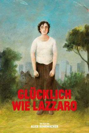 Poster: Glücklich wie Lazzaro