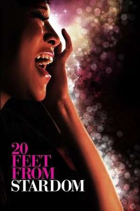 Poster: 20 Feet from Stardom