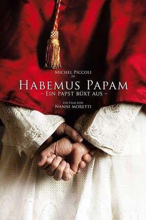 Poster: Habemus Papam - Ein Papst büxt aus