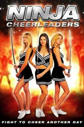 Poster: Ninja Cheerleaders