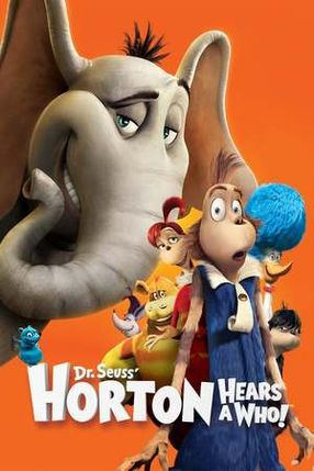 Poster: Horton hört ein Hu!