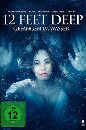 Poster: 12 Feet Deep - Gefangen im Wasser