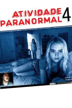 Poster: Paranormal Activity 4