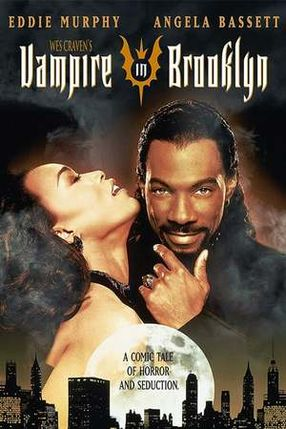 Poster: Vampire in Brooklyn
