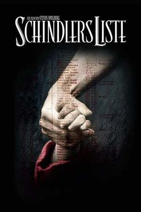 Poster: Schindlers Liste