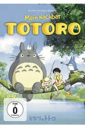 Poster: Mein Nachbar Totoro