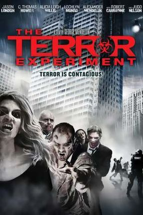 Poster: Zombie - The Terror Experiment