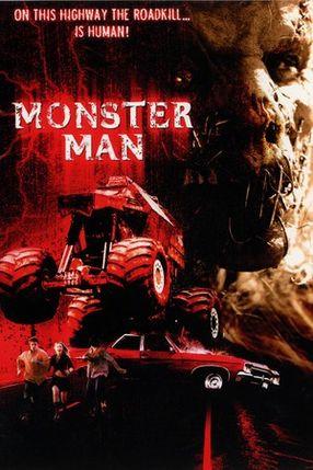 Poster: Monster Man - Die Hölle auf Rädern