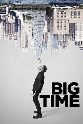 Poster: Big Time: Historien om Bjarke Ingels