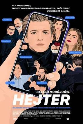 Poster: The Hater
