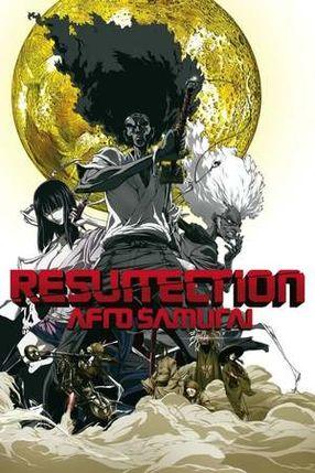 Poster: Afro Samurai: Resurrection