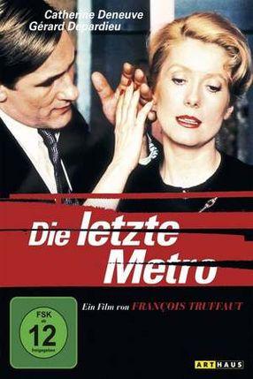 Poster: Die letzte Metro
