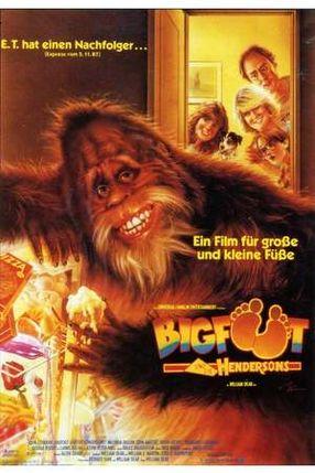 Poster: Bigfoot und die Hendersons