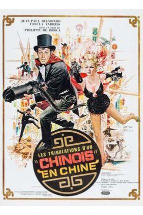 Poster: Die tollen Abenteuer des Monsieur L.