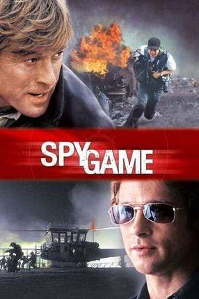 Poster: Spy Game -  Der finale Countdown