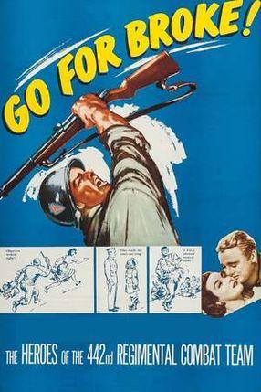 Poster: Go for Broke!