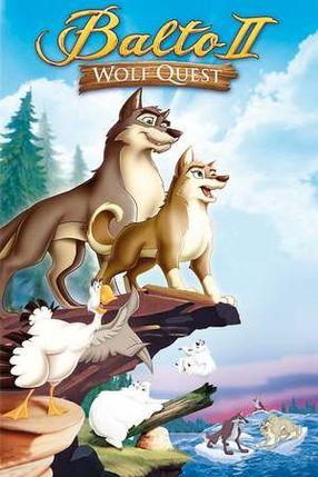 Poster: Balto 2 - Auf der Spur der Wölfe