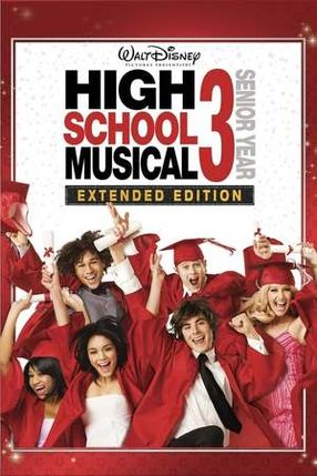 Poster: High School Musical 3: Senior Year