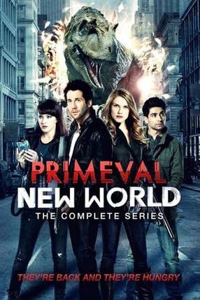 Poster: Primeval: New World