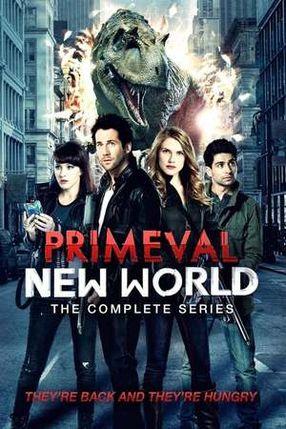 Poster: Primeval: New World