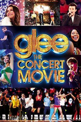 Poster: Glee on Tour - Der Film