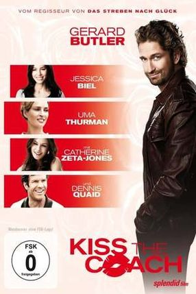 Poster: Kiss the Coach