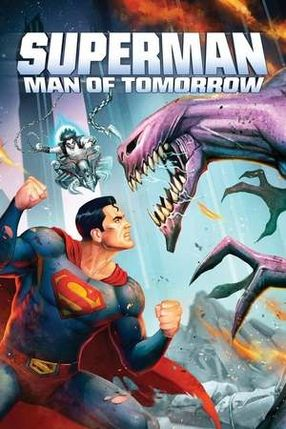 Poster: Superman: Man of Tomorrow