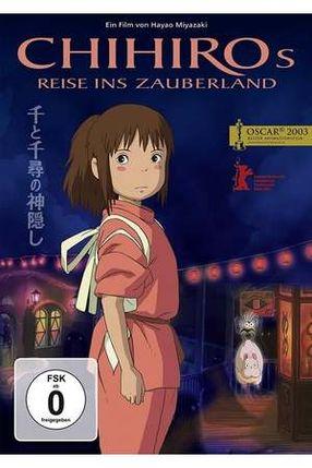 Poster: Chihiros Reise ins Zauberland