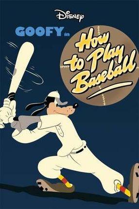 Poster: Wie man Baseball spielt