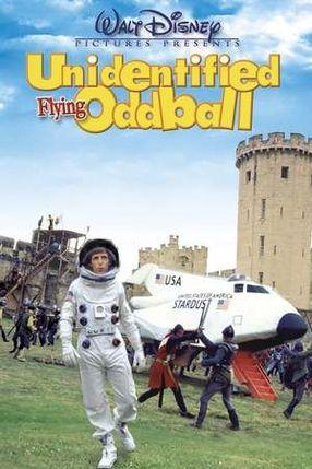 Poster: König Artus und der Astronaut