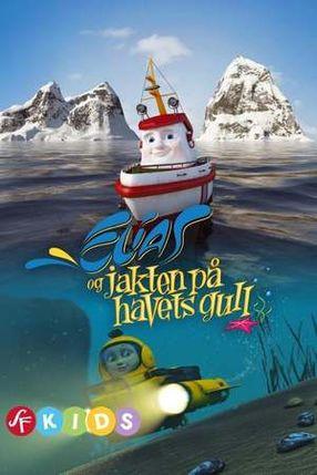 Poster: Elias og jakten på havets gull