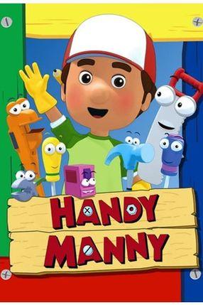 Poster: Meister Manny's Werkzeugkiste