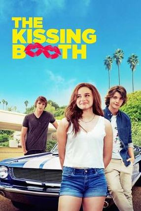 Poster: The Kissing Booth