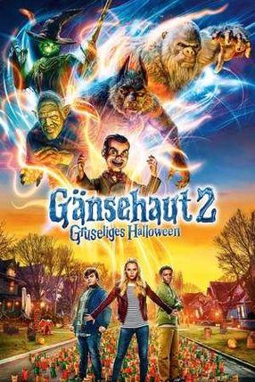 Poster: Gänsehaut 2 - Gruseliges Halloween