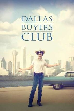Poster: Dallas Buyers Club