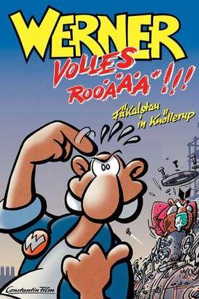 Poster: Werner - Volles Rooäää!!!