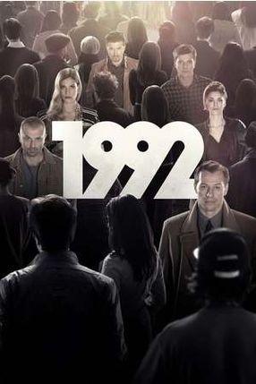 Poster: 1992 – Die Zukunft ist noch nicht geschrieben