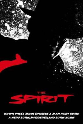 Poster: The Spirit