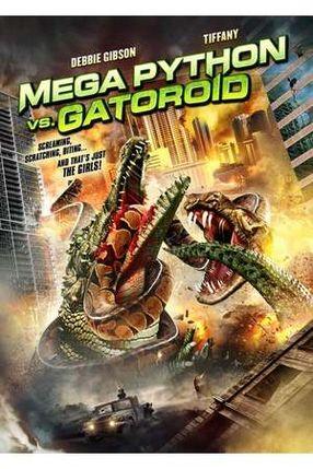 Poster: Mega Python vs. Gatoroid