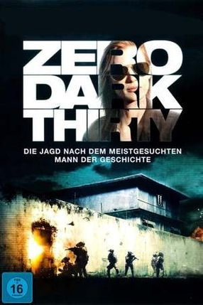 Poster: Zero Dark Thirty