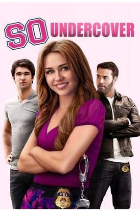 Poster: So Undercover