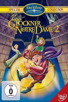 Poster: Der Glöckner von Notre Dame 2 - Das Geheimnis von La Fidèle